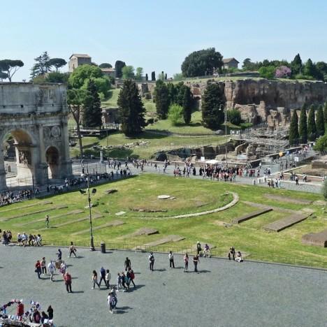 Podróż dzieckiem do Rzymu