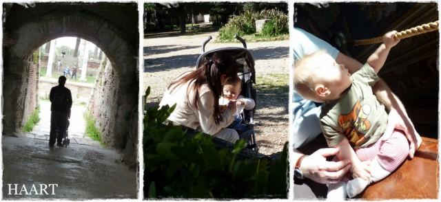rzym z małym dzieckiem i wózkiem forum romanum koloseum muzeum watykańskie porady - haart.pl blog diy zrób to sam 3