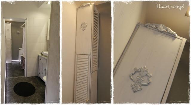 szafka łazienkowa stworzona od podstaw, skręcanie mebli, instrukcja krok po kroku, poradnik, tutorial - haart.pl blog diy zrób to sam