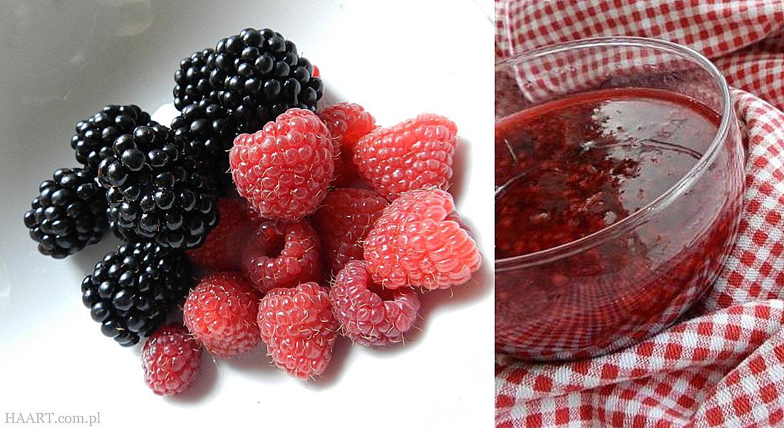 domowy kisiel, prosty przepis, zdrowe składniki, gotowanie, owoce, mąka ziemniaczana - haart.pl blog diy zrób to sam