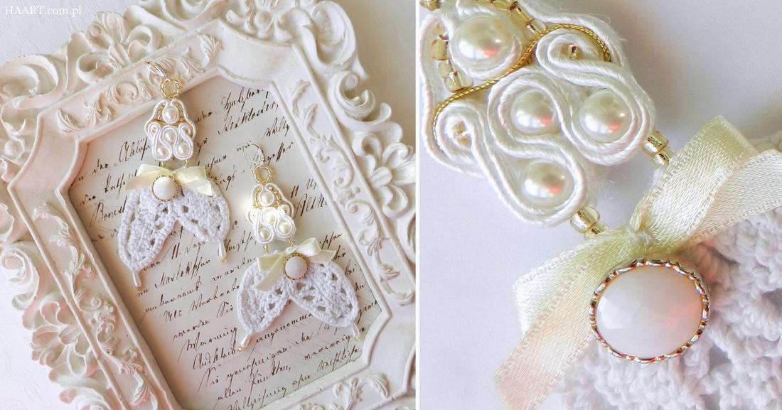 kolczyki sutasz, soutache, vintage, szycie, biżuteria - haart.pl blog diy zrób to sam