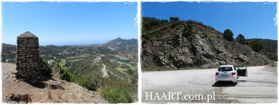 Ronda Hiszpania - podróż HAART blog DIY 2
