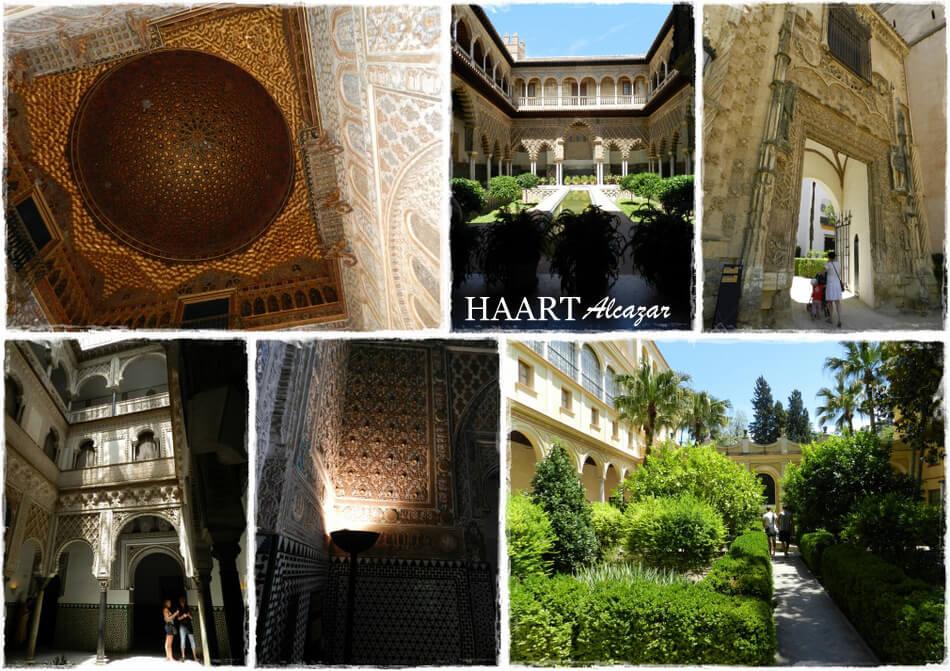 sewilla, sevilla, pałac królewski, alkazar