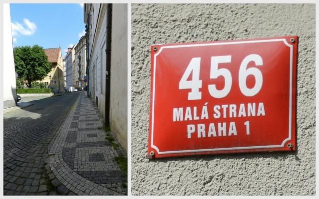 Mala Strana - Praga, moja ulubiona część czeskiej stolicy