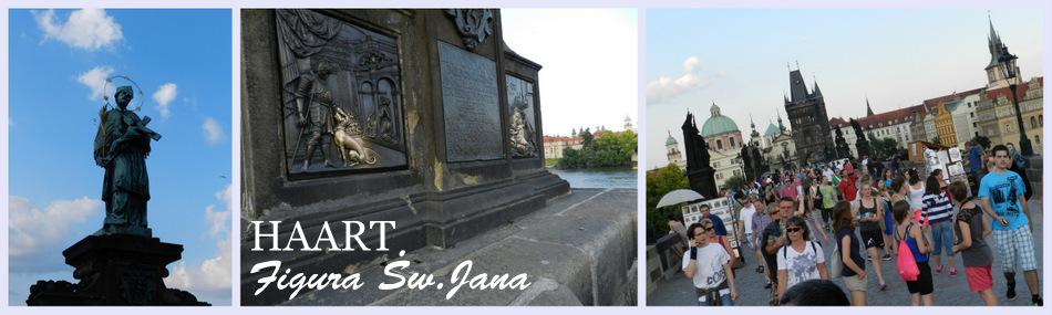 praga atrakcje praha co zobaczyć, gdzie nocować, co jeść - z dzieckiem most karola figura św jana niepomucena - haart.pl blog diy zrób to sam 11