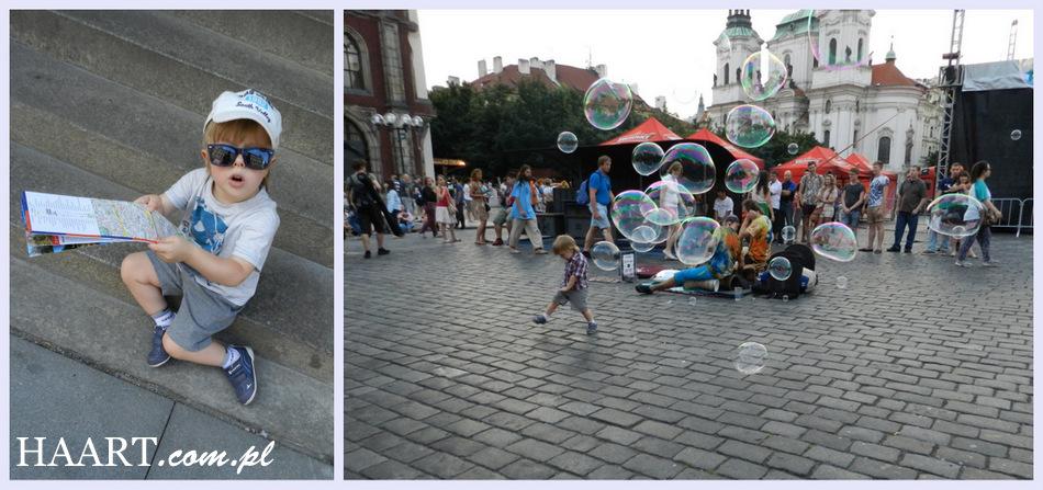 praga atrakcje praha co zobaczyć, gdzie nocować, co jeść - z dzieckiem staromiejski rynek - haart.pl blog diy zrób to sam 2