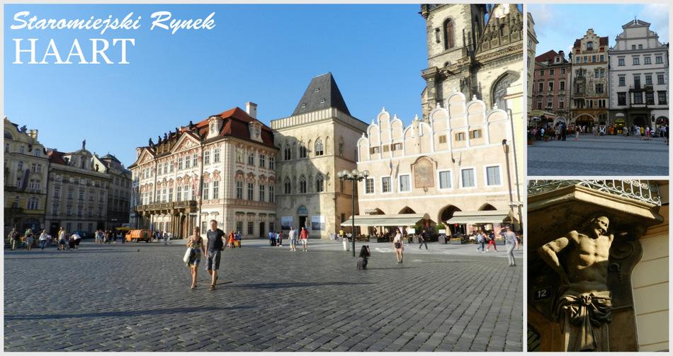 praga atrakcje praha co zobaczyć, gdzie nocować, co jeść - z dzieckiem staromiejski rynek - haart.pl blog diy zrób to sam 5