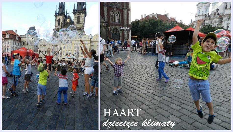 praga atrakcje praha co zobaczyć, gdzie nocować, co jeść - z dzieckiem staromiejski rynek - haart.pl blog diy zrób to sam 7