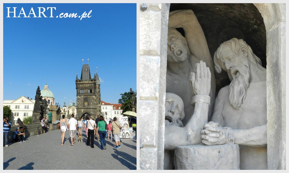 praga atrakcje praha co zobaczyć, gdzie nocować, co jeść - z dzieckiem most karola - haart.pl blog diy zrób to sam 10