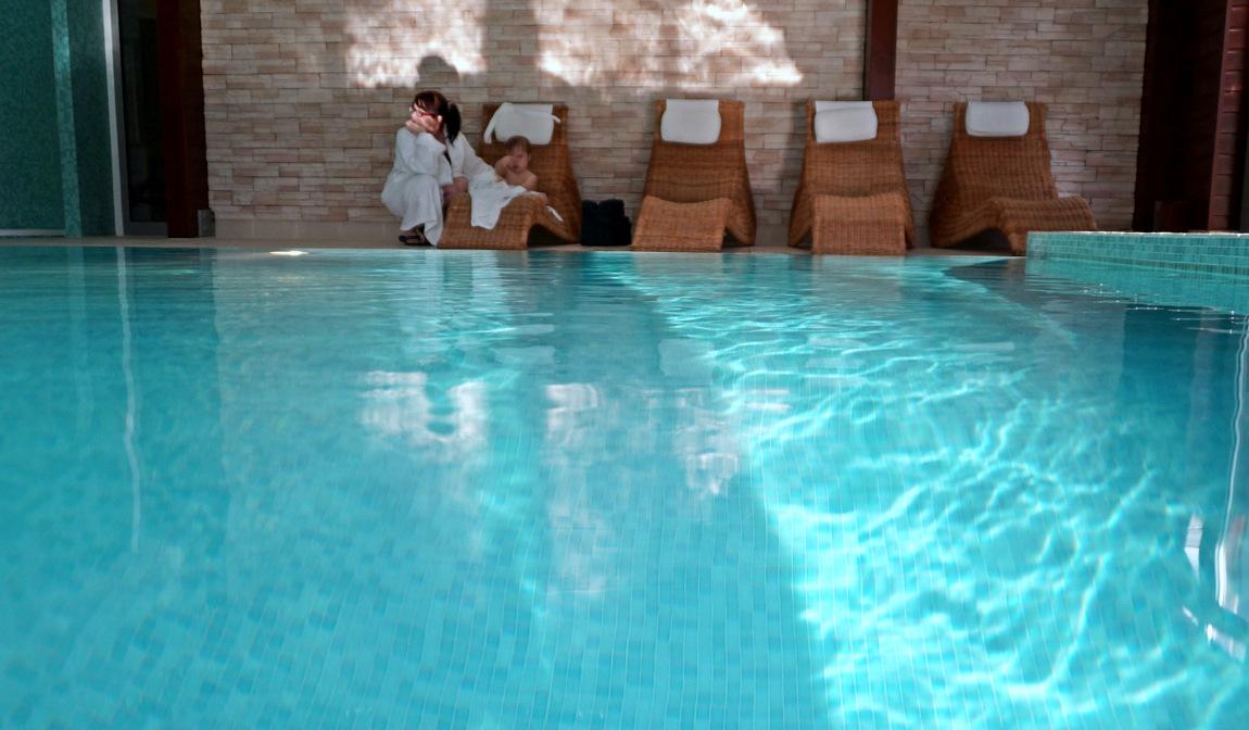 Las Woda Hotel Park Rekreacyjno-Biznesowy pod Warszawą, na weekend