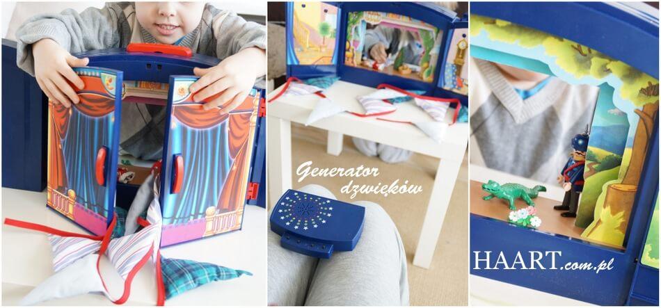 playmobil teatrzyk dla dzieci