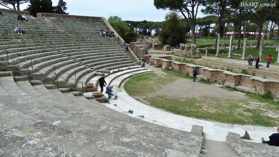 Ostia Antica, Rzym, Morze Tyrreńskie - zaginione starożytne miasto - haart.pl blog diy zrób to sam 4