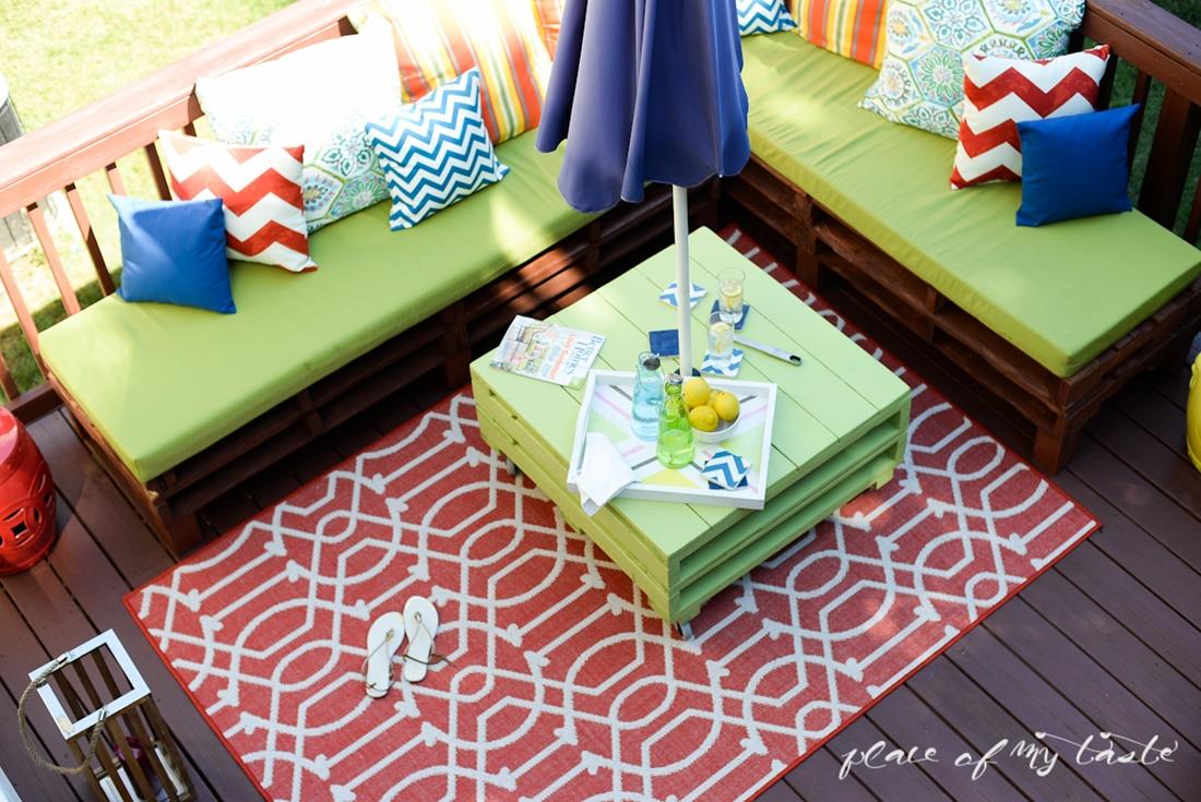 siedzisko z palet, ile kosztuje, alternatywny mebel, zrób to sam, ceny i koszty - haart.pl blog diy zrób to sam