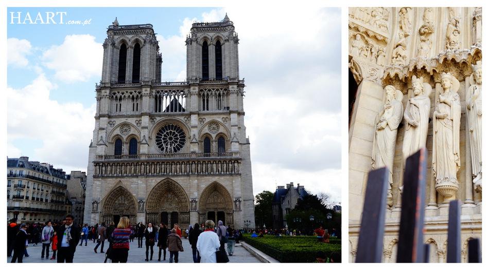 notre dame katedra paryż z dzieckiem weekend - haart.pl blog diy zrób to sam 1