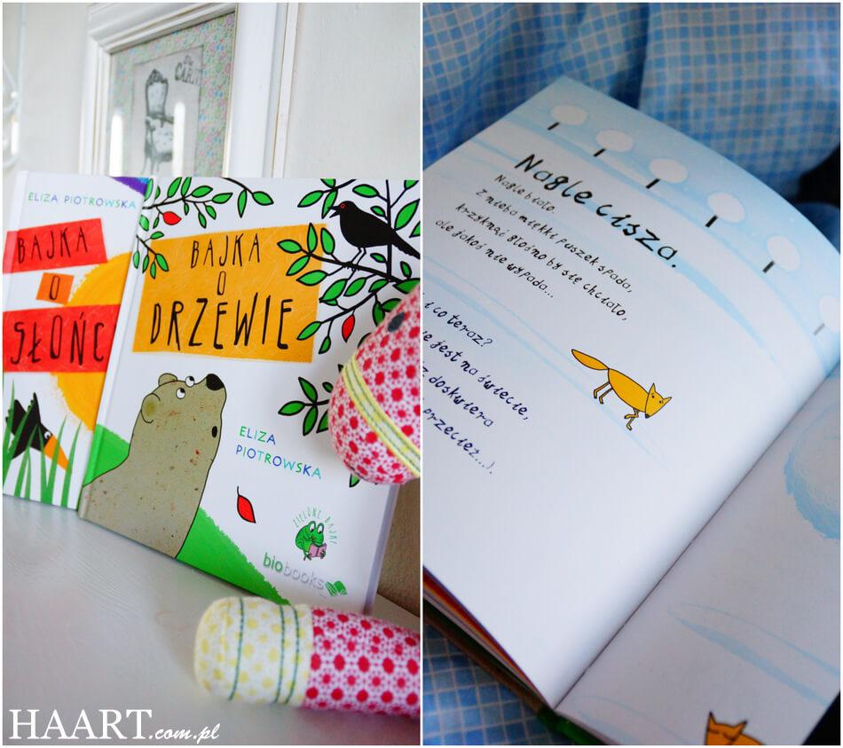 bajki są ważne, ekologiczne bajki dla dzieci biobooks