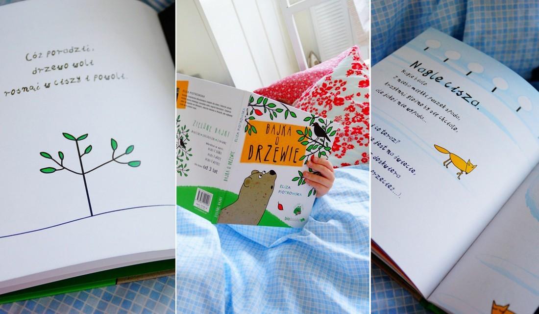 bajki są ważne, co czytać dzieciom, bio books, bajka o drzewie, czytanie, cała polska czyta dzieciom - haart.pl blog diy zrób to sam