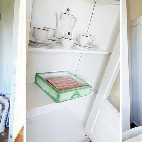 odnowić stara szafę