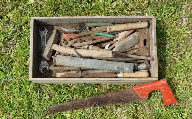 stodoła pełna skarbów, remont, rozbiórka, demolition, deski, drewno - haart.pl blog diy zrób to sam 6