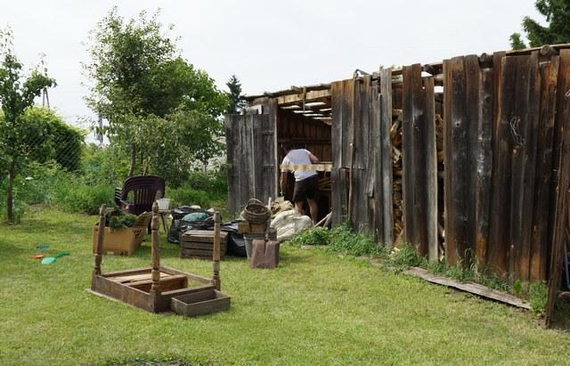 stodoła pełna skarbów, remont, rozbiórka, demolition, deski, drewno - haart.pl blog diy zrób to sam 7