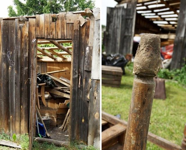 stodoła pełna skarbów, remont, rozbiórka, demolition, deski, drewno - haart.pl blog diy zrób to sam 8