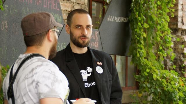 blogair - pozytywne spotkanie blogerów i przyjaciół blogów, warszawa, miasto i ogród - haart.pl blog diy zrób to sam 11