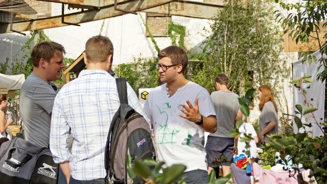 blogair - pozytywne spotkanie blogerów i przyjaciół blogów, warszawa, miasto i ogród - haart.pl blog diy zrób to sam 20