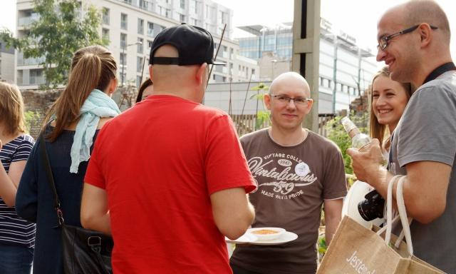 blogair - pozytywne spotkanie blogerów i przyjaciół blogów, warszawa, miasto i ogród - haart.pl blog diy zrób to sam 4