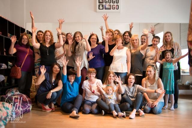 bloginie, spotkania blogujących mam - haart.pl blog diy zrób to sam