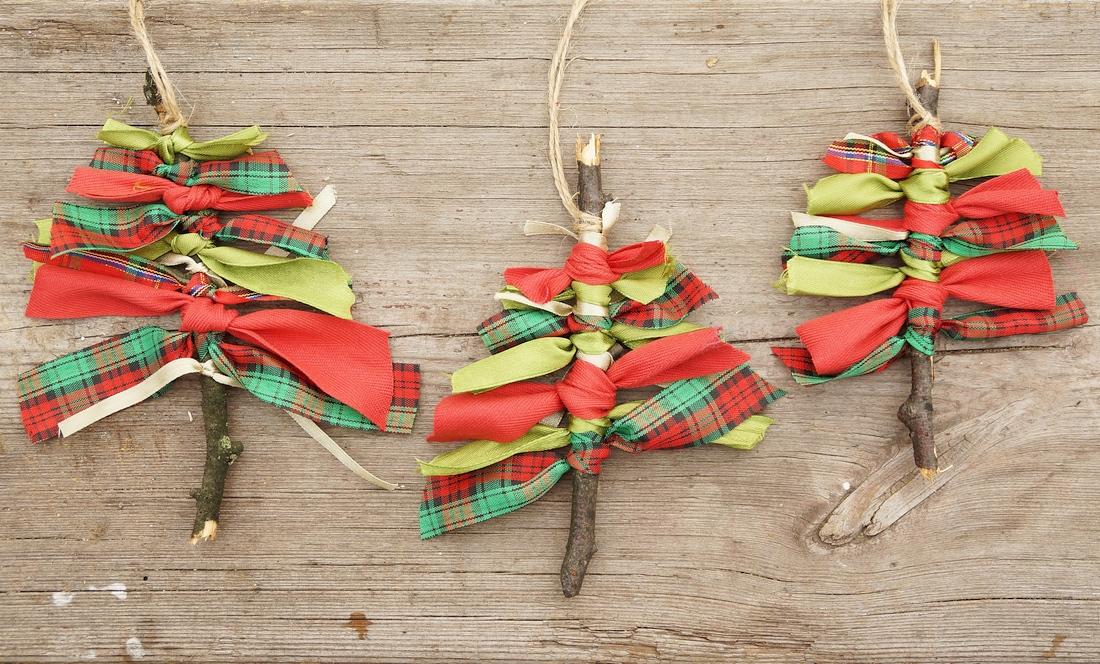Zawieszka na choinkę DIY - prosty sposób na świąteczną ozdobę HAART