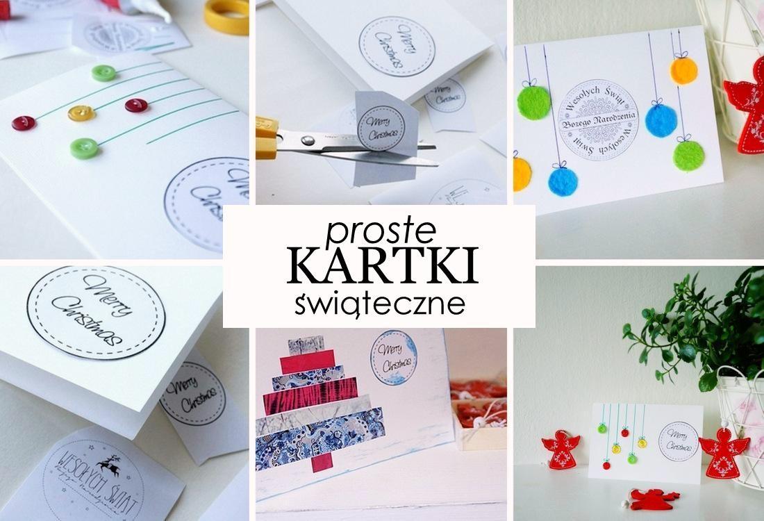 Kartki świąteczne DIY HAART.com.pl