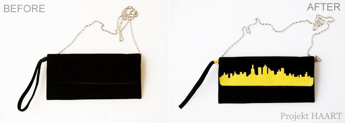 dzień mamy dzień matki 10 pomysłów diy zrób to sam samodzielnie handmade - niepowtarzalna torebka - haart.pl blog diy zrób to sam