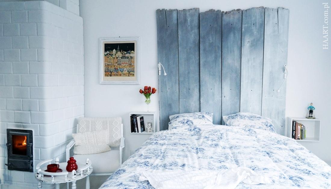 romantyczna sypialnia - haart.pl blog diy zrób to sam