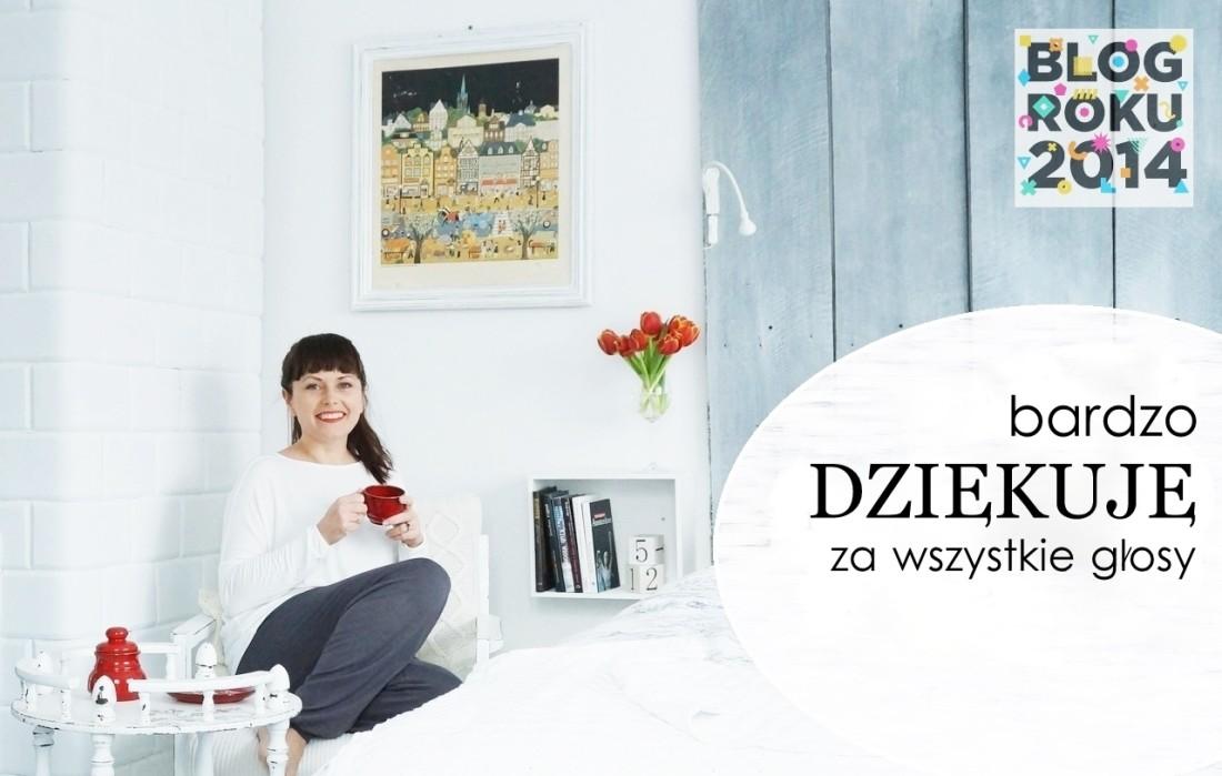 głosowanie na blog roku 2014, hanna kozłowska, autorka - haart.pl blog diy zrób to sam