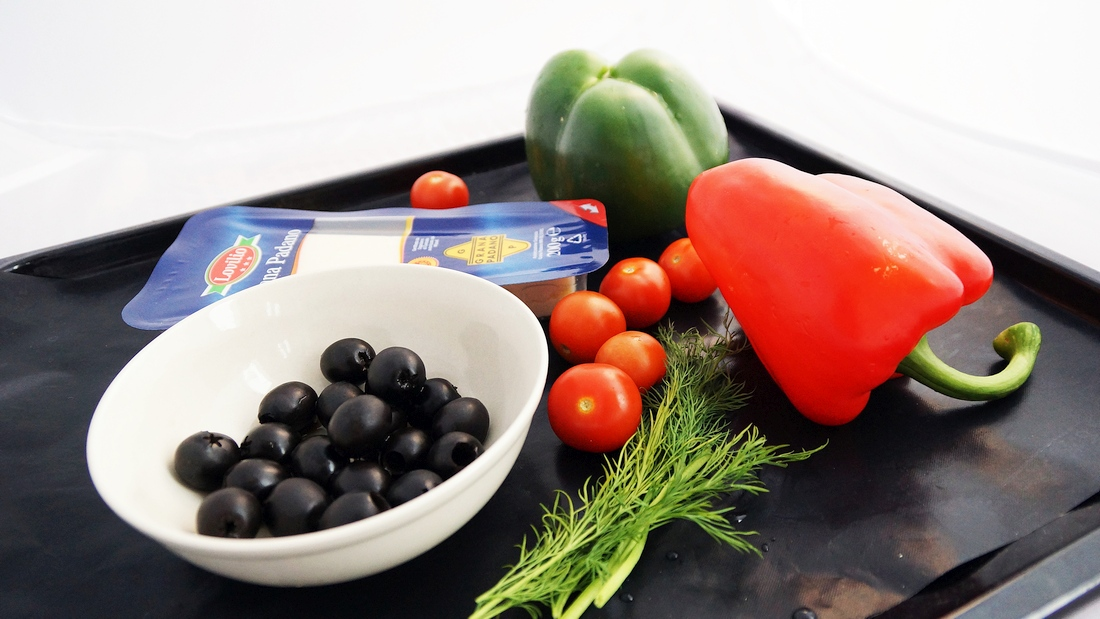 kruche ciasto z warzywami, kuchnia wegetariańska, szybkie gotowanie, proste potrawy, przepis na - haart.pl blog diy zrób to sam