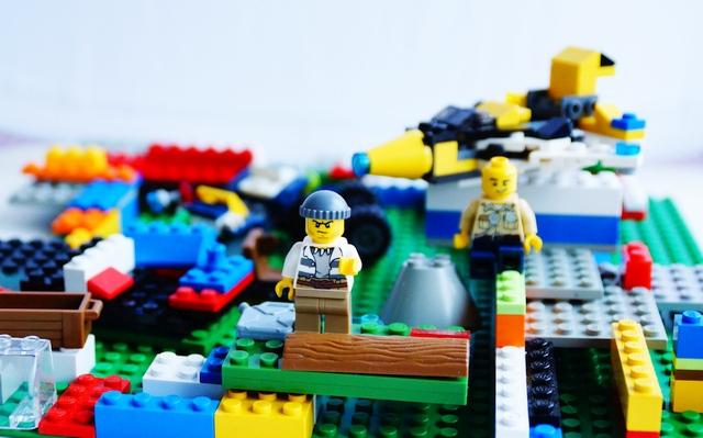 Wystawa klocków Lego na Stadionie Narodowym - wrażenia HAART