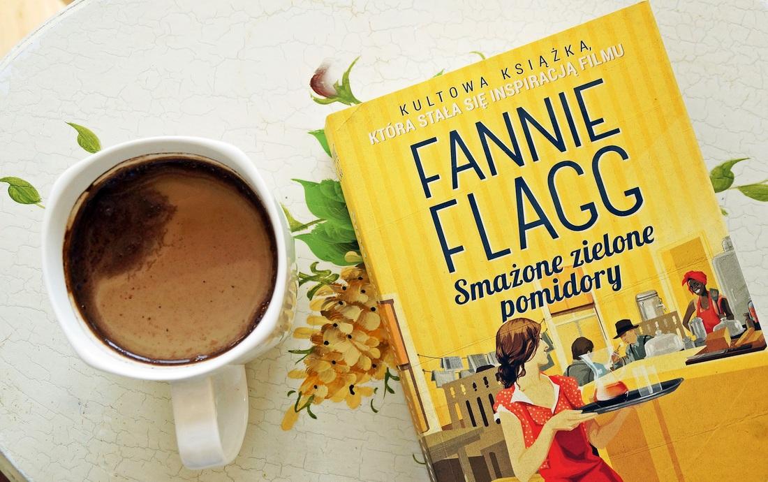 smażone zielone pomidory, fannie flagg, kultowa książka, lektura, czytanie, co przeczytać - haart.pl blog diy zrób to sam