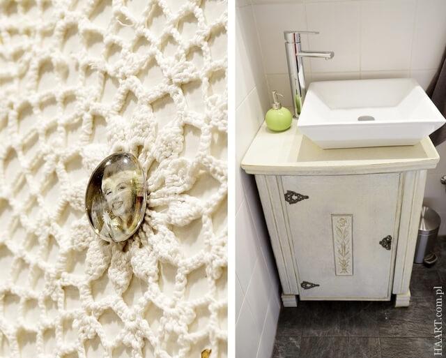 szafka po maszynie do szycia pod umywalkę