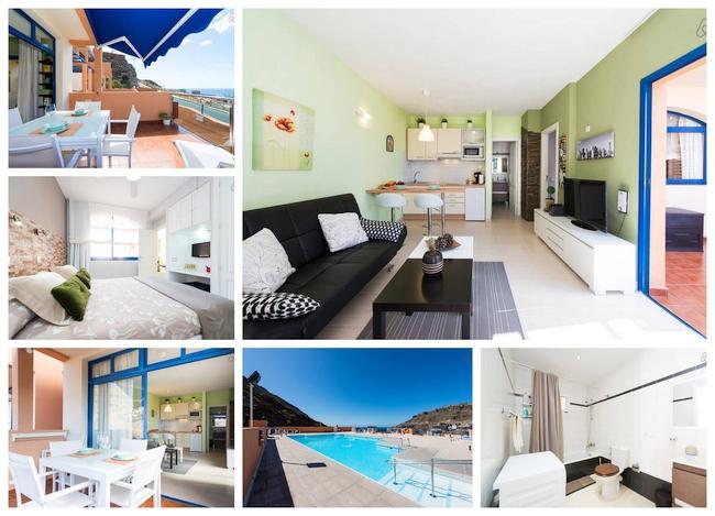 Wyspy Kanaryjskie, Gran Canaria, urlop na własną rękę, Taurito, mieszkanie, airbnb - haart.pl blog diy zrób to sam 1