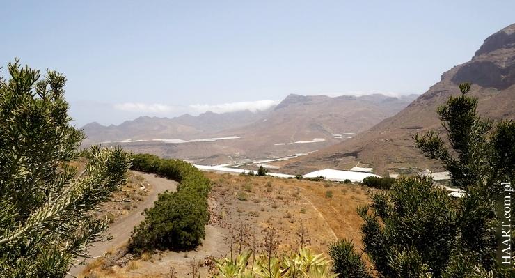 Gran Canaria góry HAART