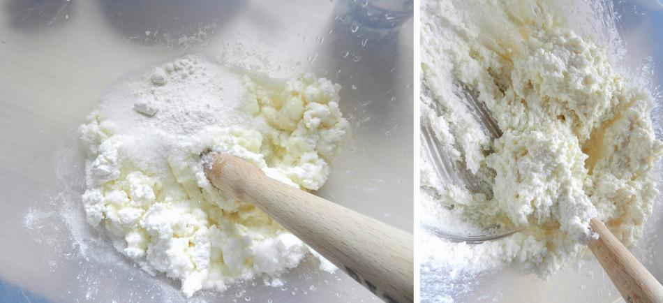 serniczki z brzoskwiniami, ciasto, słodka przekąska, prosta kuchnia, gotowanie, przepis na, danie wegetariańskie - haart.pl blog diy zrób to sam 1