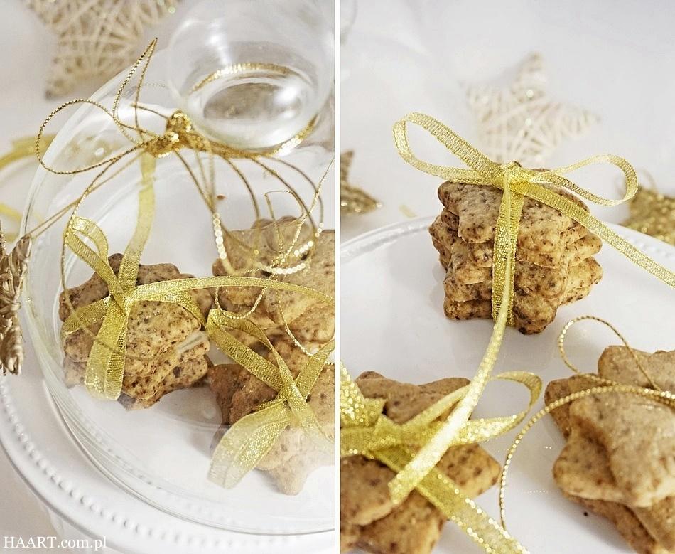 ciasteczka sylwestrowe, słodycze, jedzenie dla dzieci, szybki deser, sylwester, przekąski, kuchnia, gotowanie - haart.pl blog diy zrób to sam 3