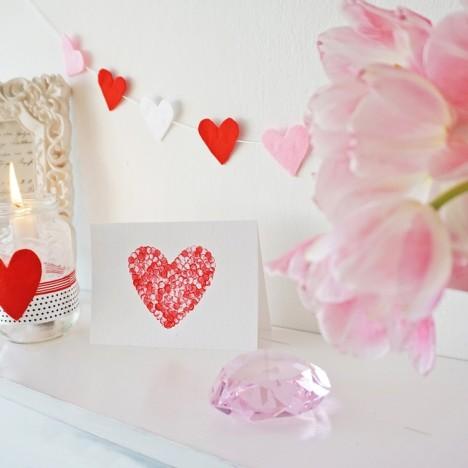 3 pomysły DIY dla zakochanych