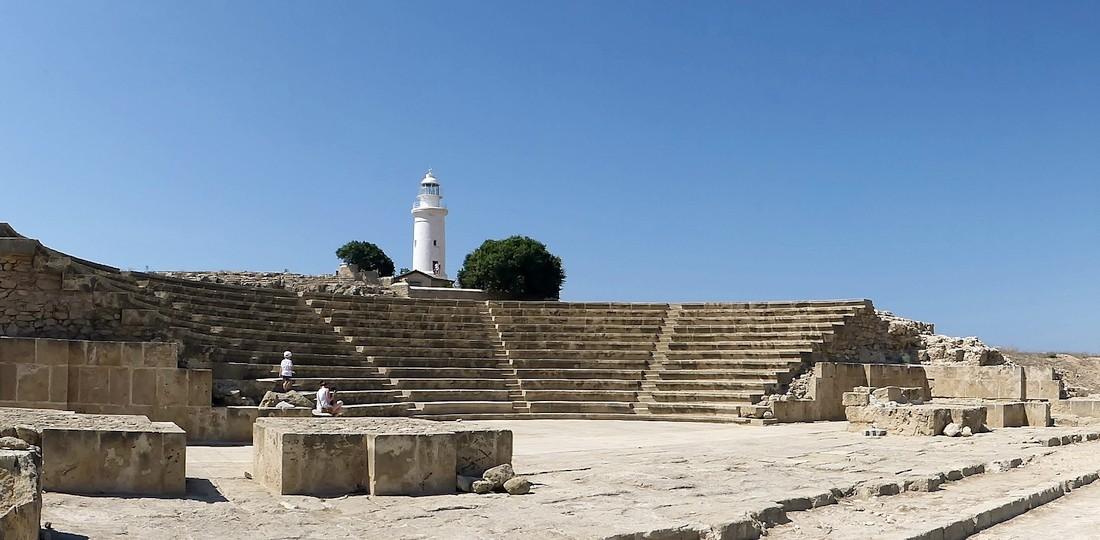 Cypr zabytki