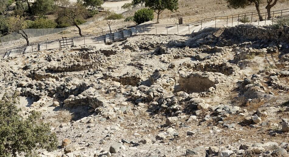 cypr co zobaczyć, choirokoitia starożytna osada