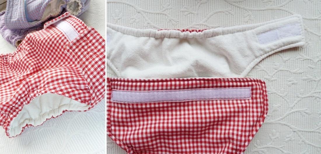 pieluszki wielorazowe, jak uszyć samodzielnie, instrukcja krok po kroku - haart.pl blog diy zrób to sam