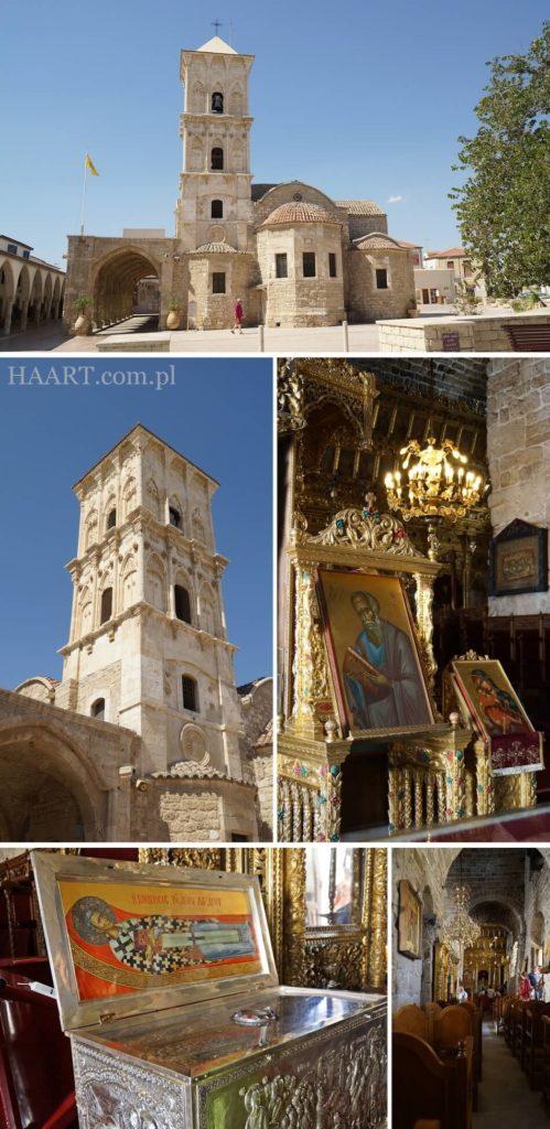 cypr co zobaczyć, kościół św. łazarza, larnaka