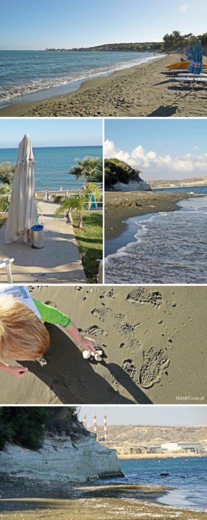 cypr co zobaczyć, plaża gubernatora