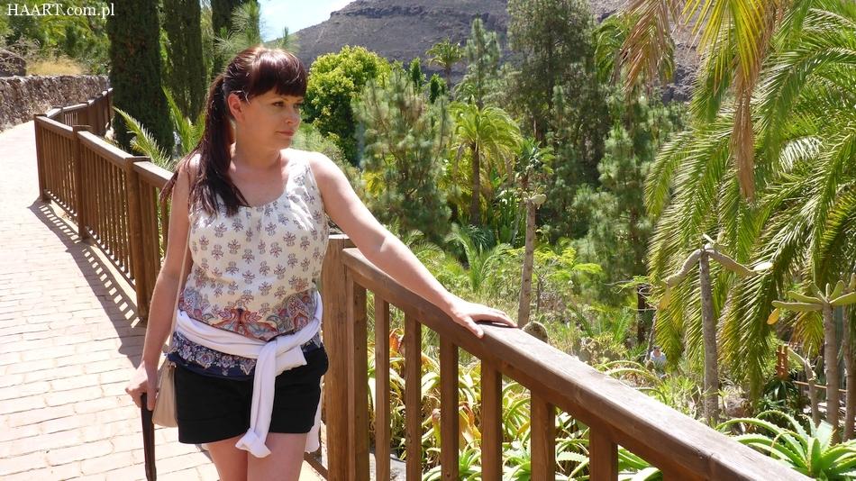 urlop na gran canaria ile kosztują 2 tygodnie na własną rękę hiszpania wyspy kanaryjskie palmitos park hanna kozłowska - haart.pl blog diy zrób to sam 21