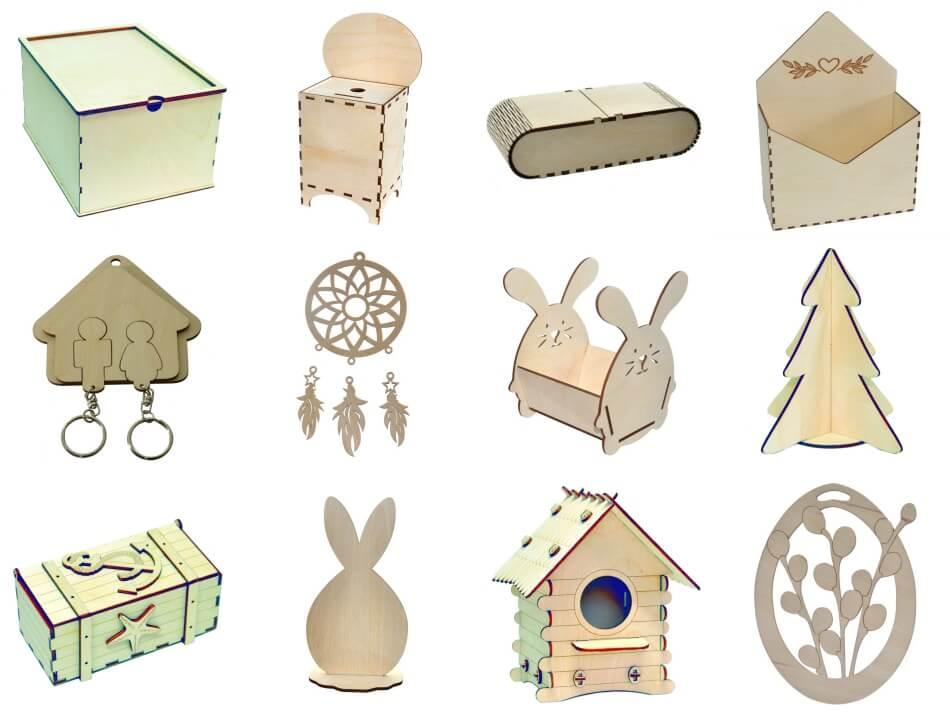 przedmioty ze sklepu Bazarek Deco