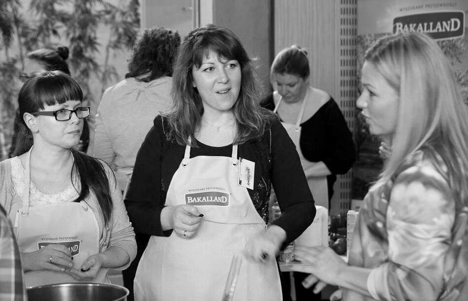 warsztaty kulinarne food blogger fest kasia bujakiewicz haart hanna kozłowska